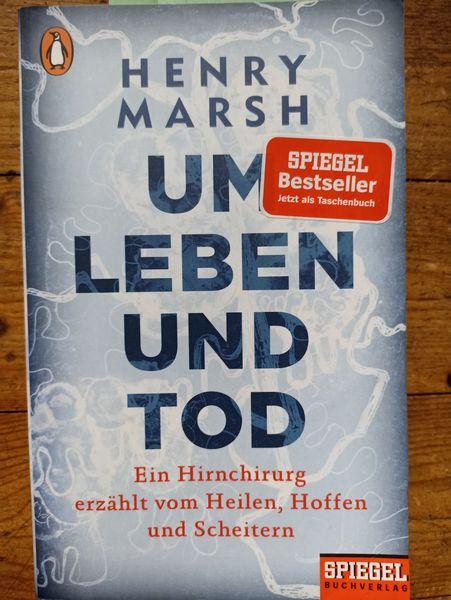"""9. Viertes Buch für meine Recherche: """"Um Leben und Tod"""""""